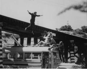 Eastwood Bus Jump...